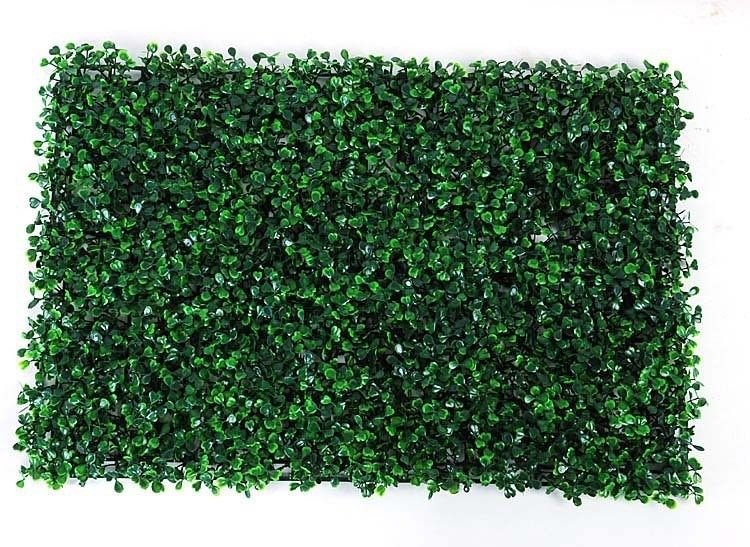 40x60cm Green Grass Artificial Turf Plants Garden Ornament Plastic
