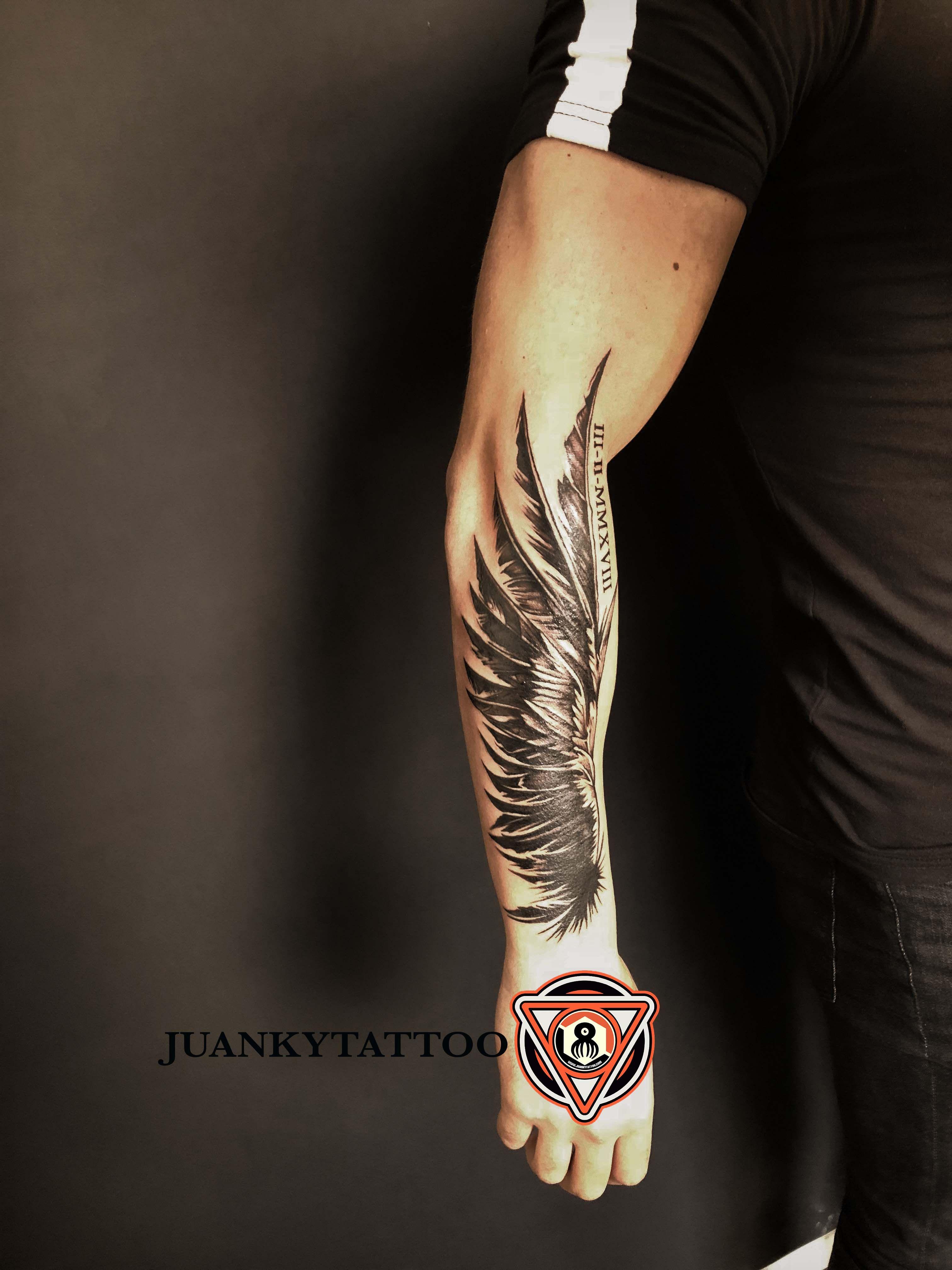 Antebrazo Tatuajes De Hombres