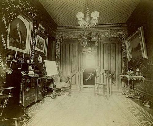 Image result for 1880s interior design