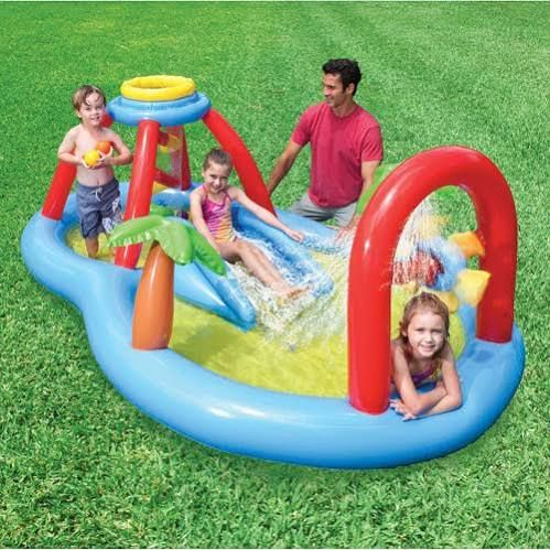 Intex Kiddie Pool Google Search Backyard For Kids
