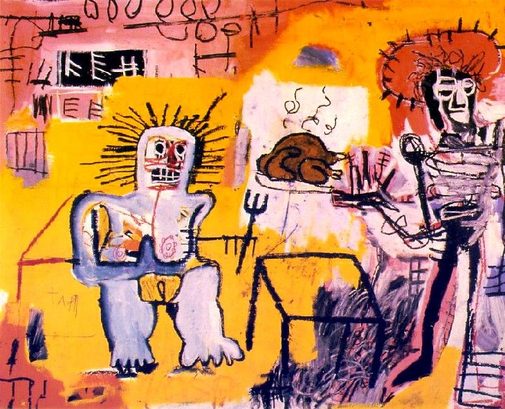 jean-michel basquiat artwork | Images © Estate of Jean-Michel Basquiat