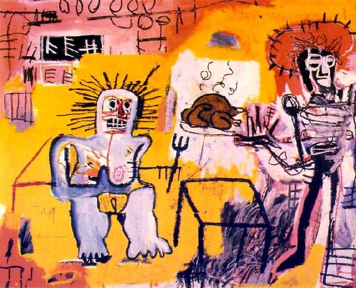 jean-michel basquiat artwork | Images © Estate of Jean-Michel Basquiat