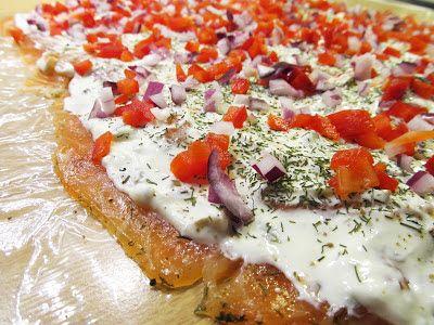 Graavilohirulla – Salt-cured Raw Salmon Roll