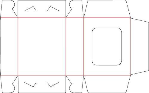 window box papercutting pinterest paper box template box and
