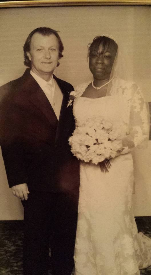 """Jerry & Julia ....... Jerry writes in """"I just returned from burying my Wife's 42 yr old Son. I'm White, guess what they are both Black! I just spent about 8 hours with about 300 beautiful Black people! I can say I was the only white! On the way home my Wife said """"When was the last time you were with so many Blacks? I replied """"Ma's (hers) funeral, why did u all feel out of place?"""" First time in weeks I heard that beautiful laugh! What I felt & received was Family, Love & Friendship..."""""""