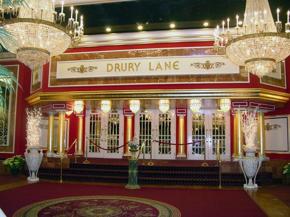Drury Lane Theatre - Oakbrook Terrace, IL - went to lots of Sunday