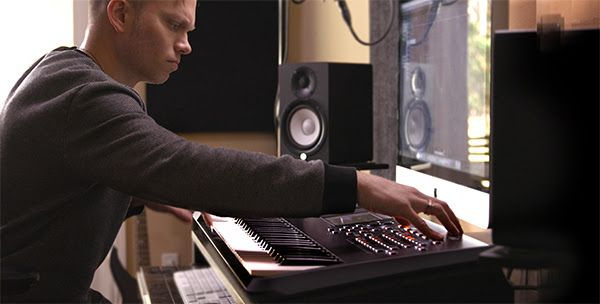 Get a FREE pair of Yamaha HS5 studio monitors, when you buy a