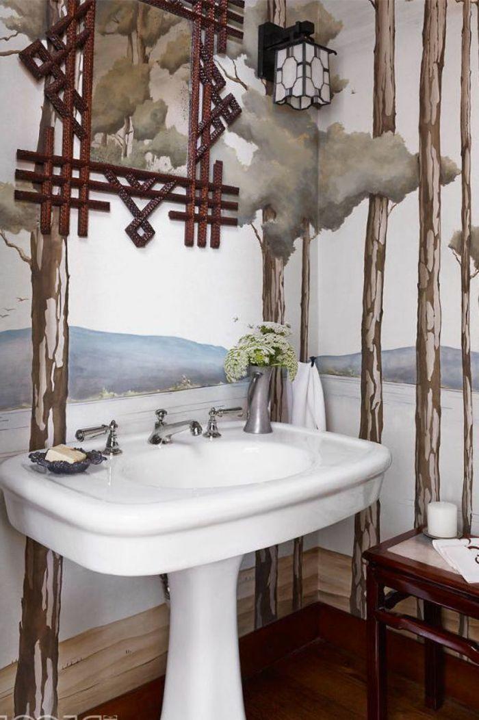 ▷ 1001 + Badezimmer Ideen für kleine Bäder zum Erstaunen - lampen fürs badezimmer