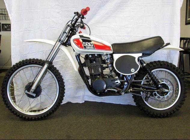1976 Yamaha Tt500 The Original Offroad Big Bore Thumper Yamaha Bikes Vintage Motocross Vintage Bikes