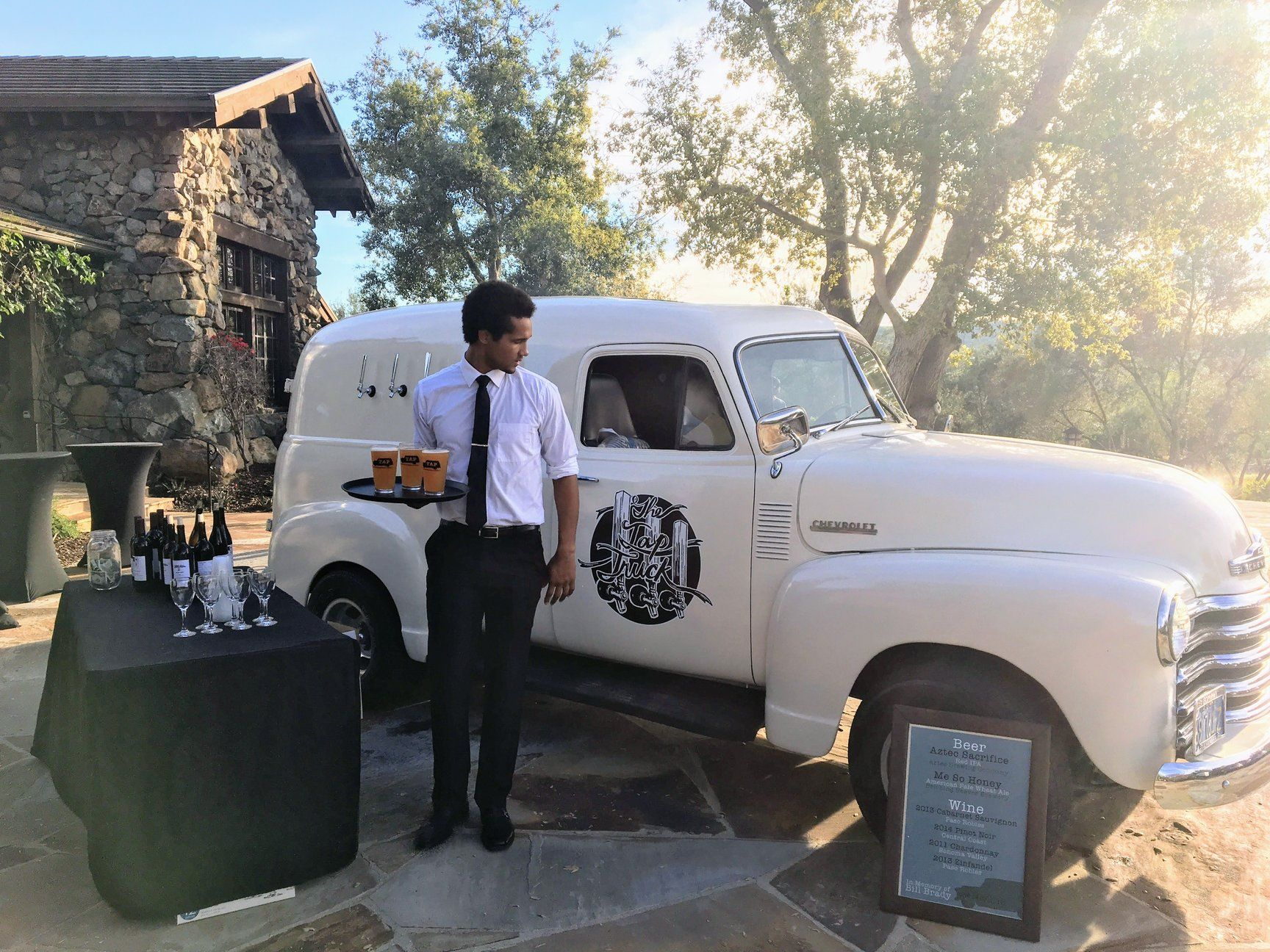 Beer Truck Tap Truck Wine Truck Mobile Bar Wedding Rental Craft