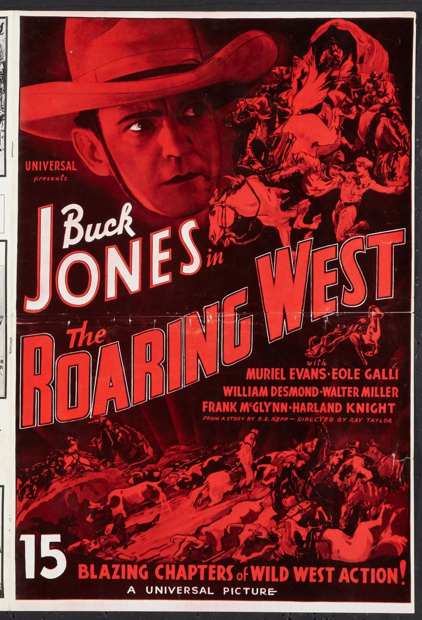 Download The Roaring West Full-Movie Free