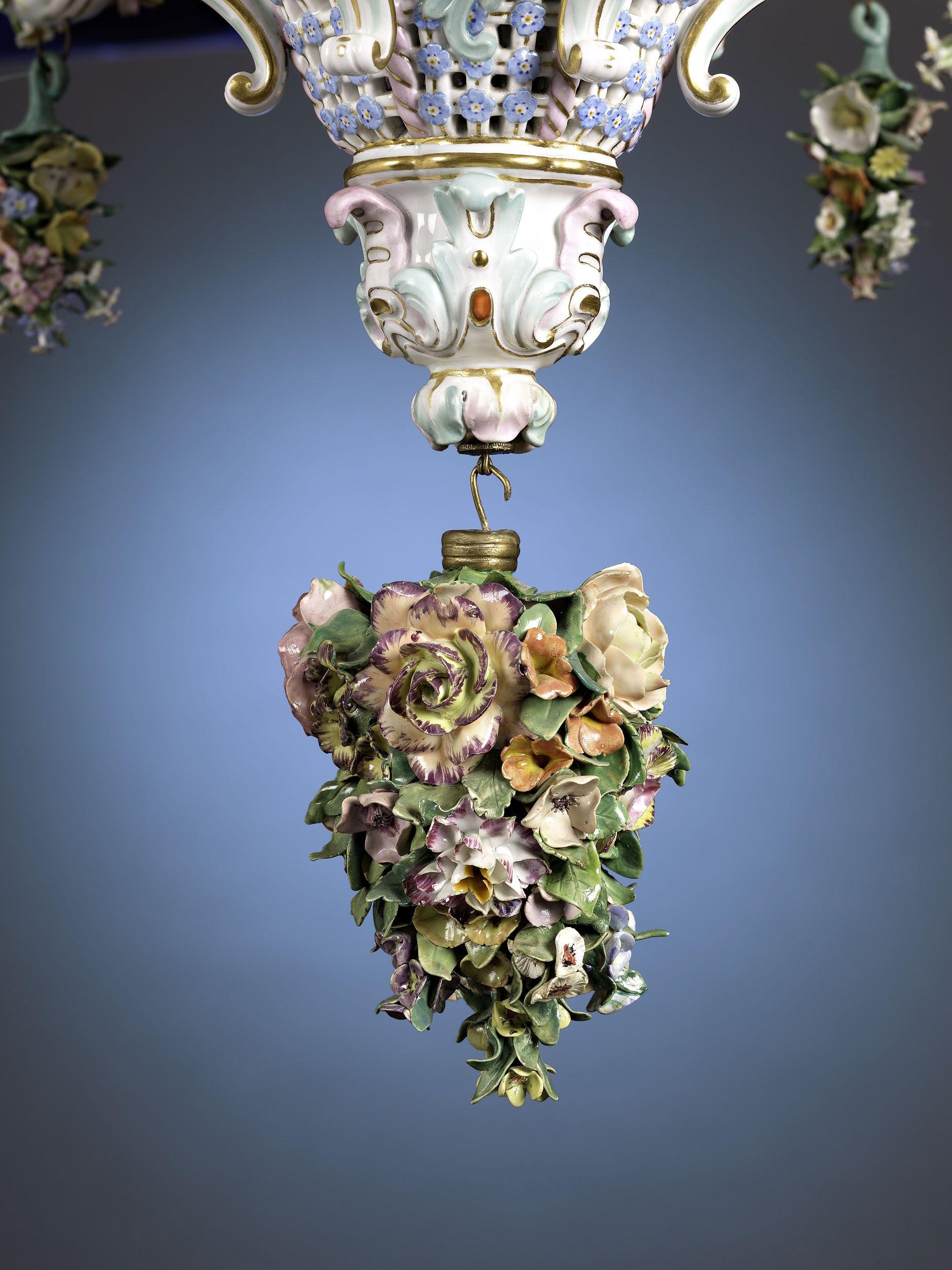 Antique porcelain antique chandelier antique meissen porcelain antique porcelain antique chandelier antique meissen porcelain chandelier ms rau antiques arubaitofo Images