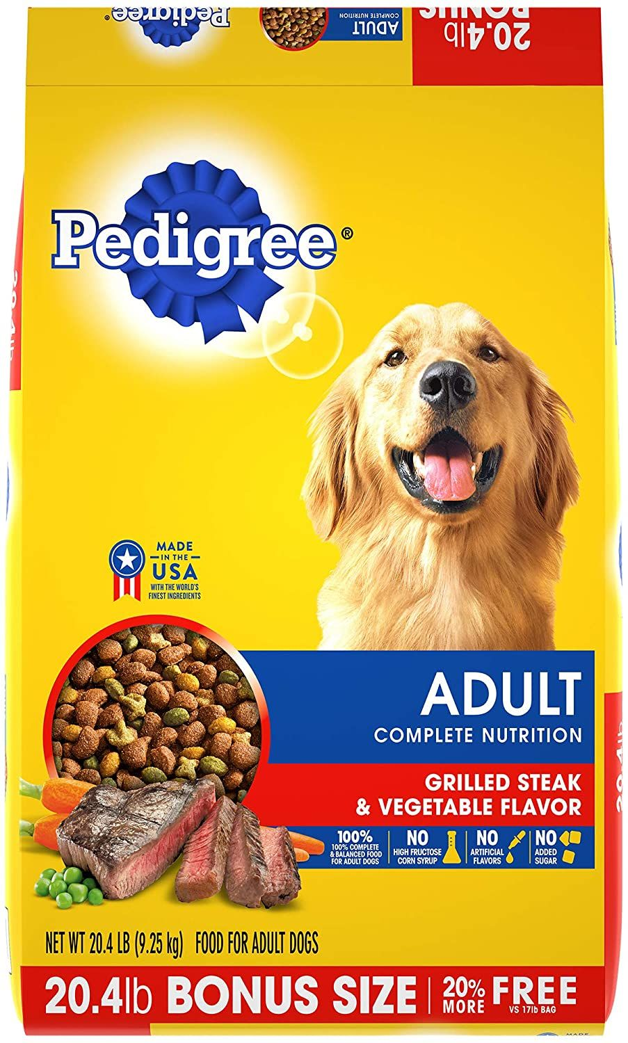 Long Lasting Goods To Stock Your Home On Amazon Right Now Dog Food Recipes Dry Dog Food Complete Nutrition