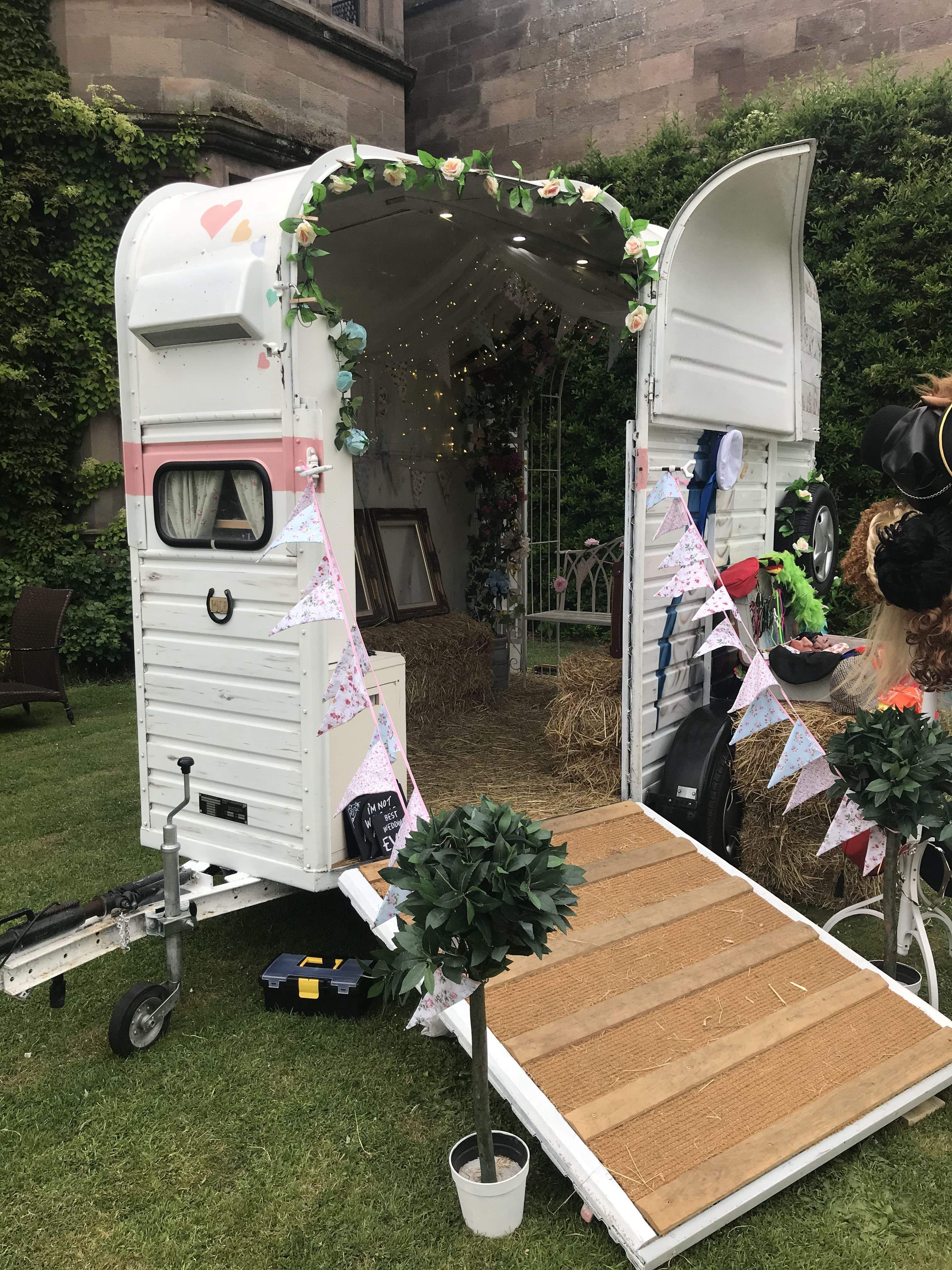 Hetty on her first event in Summer 2018 (With images