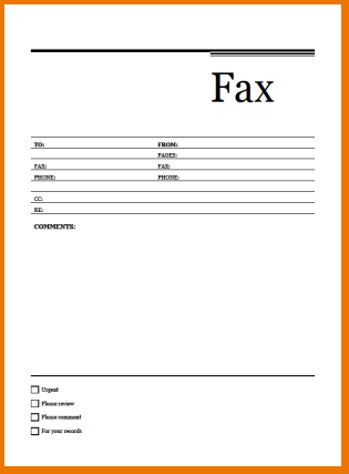 Fax Cover Sheet Template Is An Excellent Tool To Convey The Message Of An Incoming Fax Transmission Fax Cover Sheet Cover Sheet Template Cover Sheet For Resume