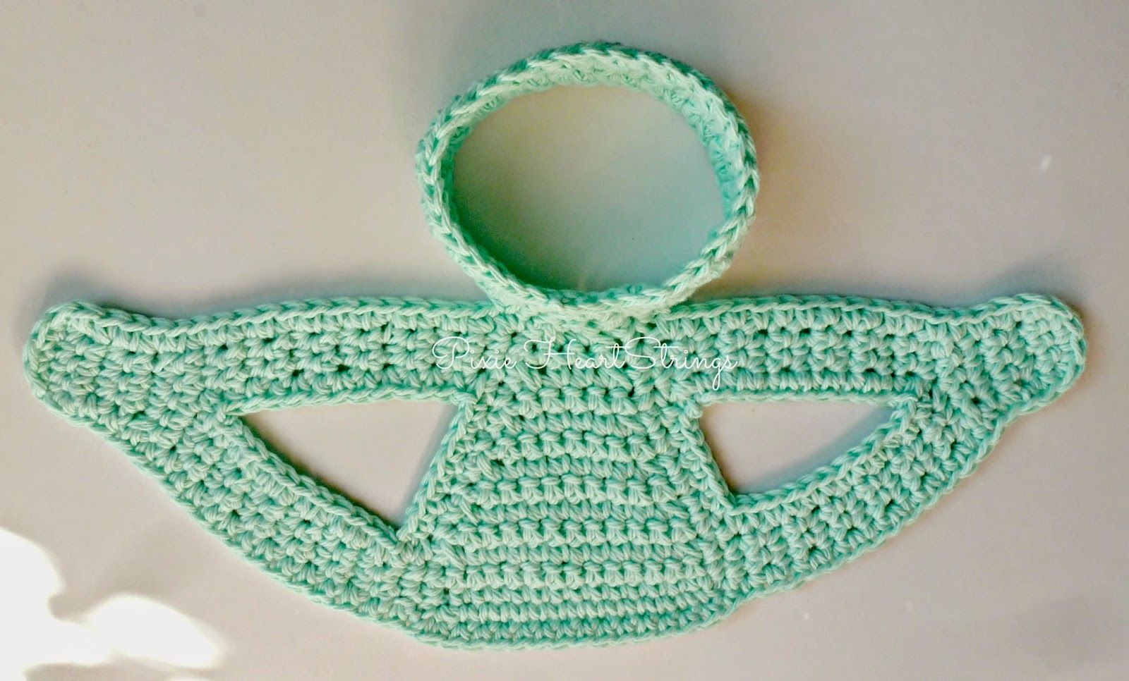 Pixie HeartStrings: A Crocheted Dog Harness for Your Tiny Dog ~ FREE ...