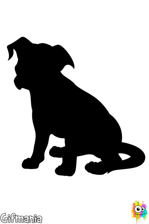pitbull terrier #pitbull #perro #dibujo   Dibujos