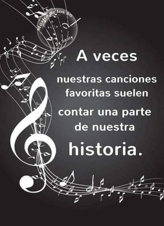 Nuestras Canciones Favoritas Cuentan Una Historia Frases Pw Frases De Musica Cortas Frases Con Musica Frases Musicales