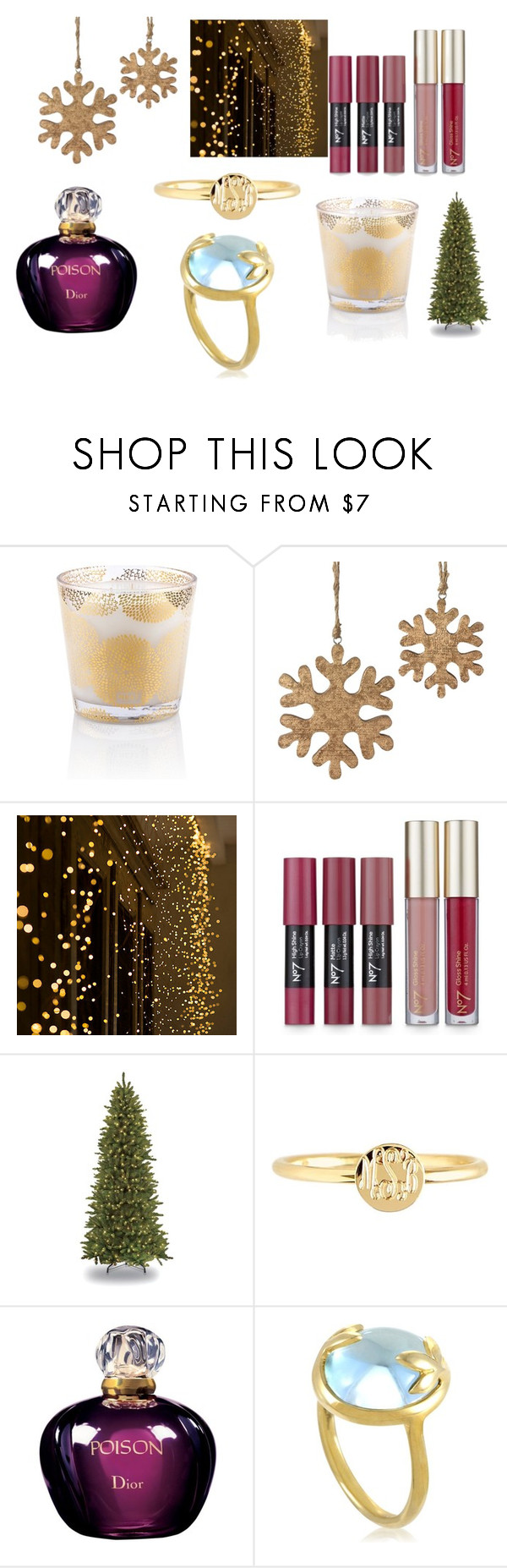 """""""7"""" by efrat-kazoum on Polyvore featuring Nest Fragrances, Mark & Graham and Christian Dior"""