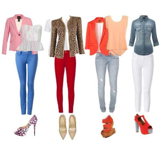Varios outfits