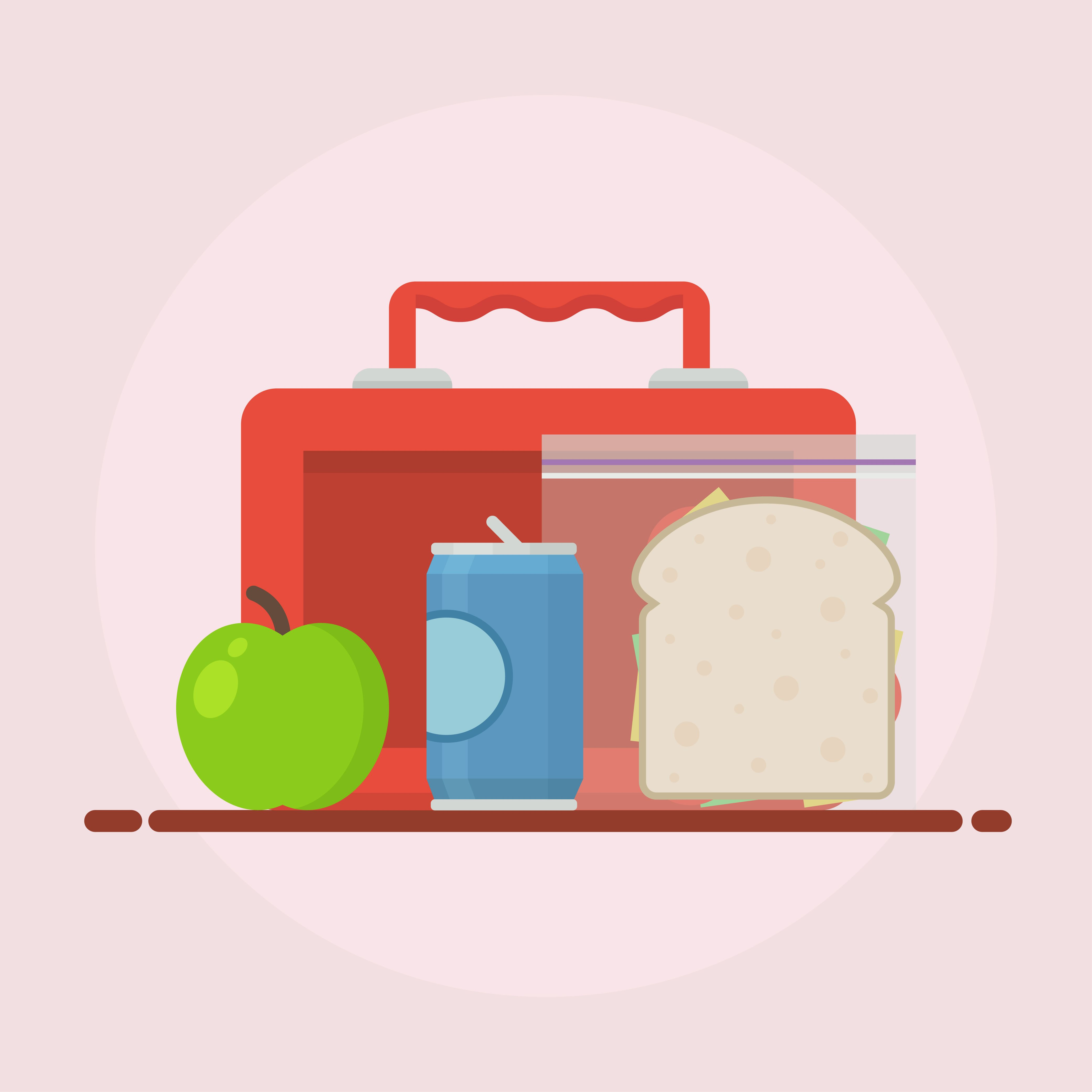 When It Comes to Packing School Lunch Experts Say: Think in Threes  The Victorious School Lunch