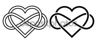 Resultado De Imagen Para Simbolo De Amor Infinito Celta Coracao