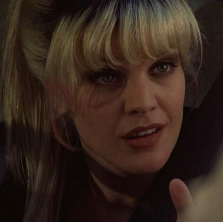 pictures of pauley perrette with blonde hair