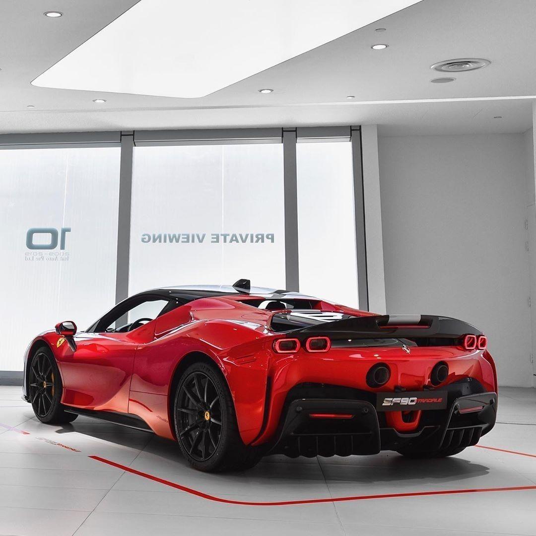 Ferrari Sf90 Stradale In 2020 Super Luxury Cars Sports Cars Luxury Best Luxury Cars