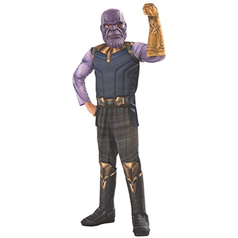Kids Hulk Deluxe Costume Garçon Super-héros Infinity War Avengers Kids Fancy Dress O