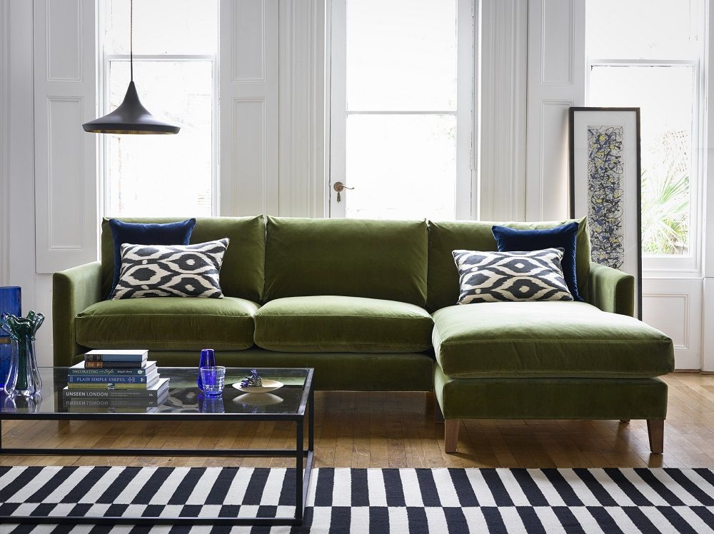 Homepage Inspiration Corner Sofa Com Green Sofa Living Room Green Couch Living Room Green Sofa Living #olive #color #living #room
