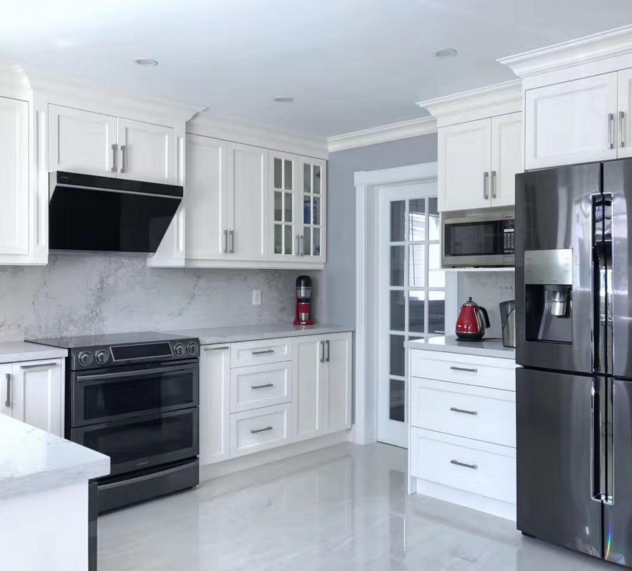 Jqg7501 Lifestyle2 Range Hood Kitchen Remodel Installing Cabinets