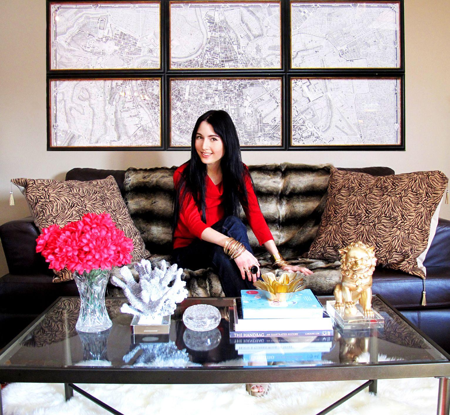 Betterdecoratingbible: Living Room Art, Navy Living Rooms
