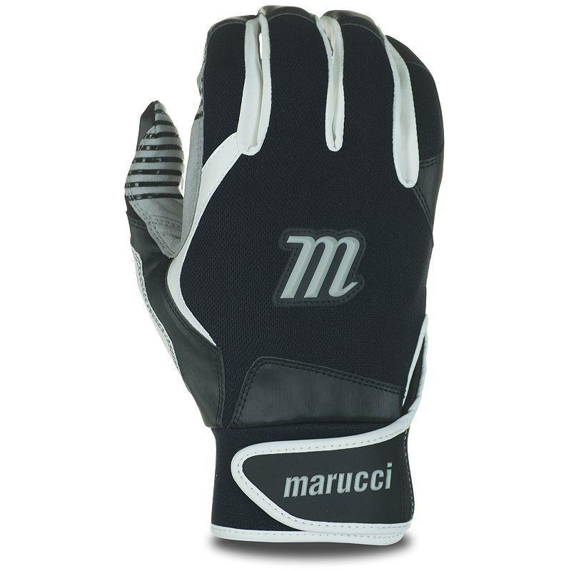 Marucci Venture Batting Gloves - Youth, Black