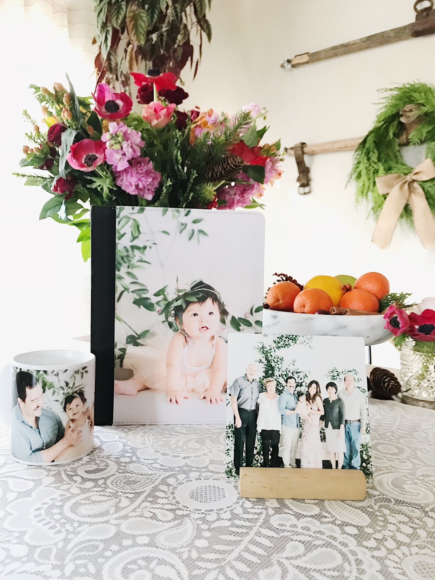 custom personalized holiday gift ideas for mom walmart photo prints