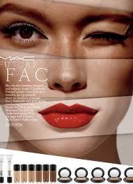 mac cosmetics advertising