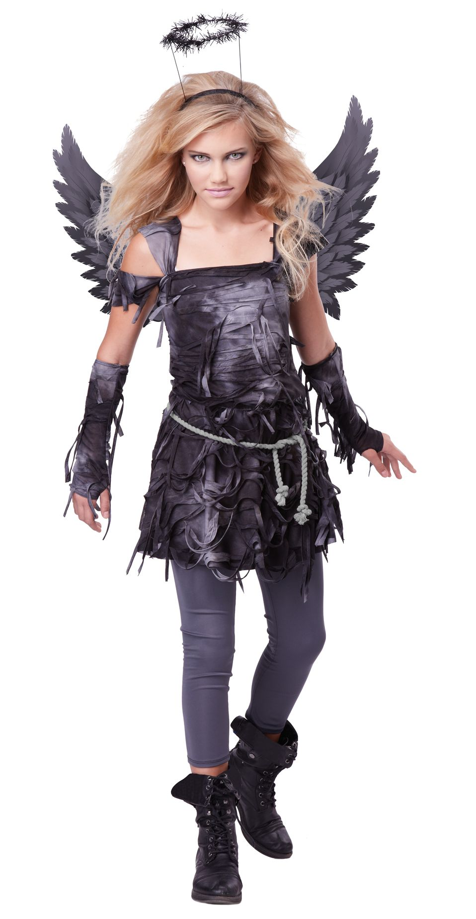 Spooky Angel Costume Fantasypartys Tween costumes