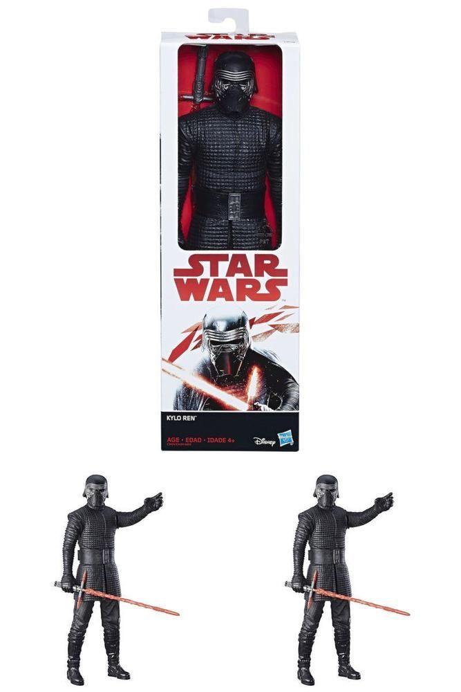 12-Inch STAR WARS The Last Jedi Kylo Ren Figure