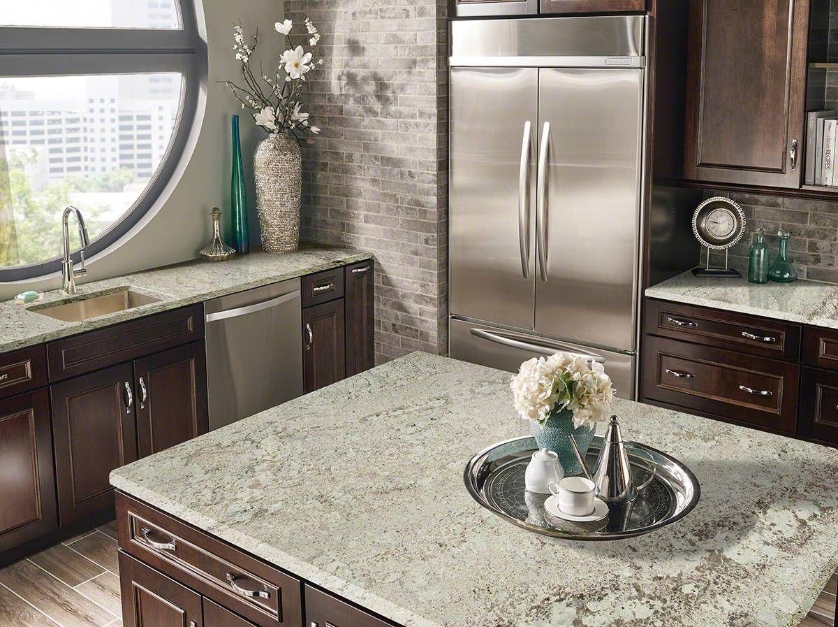 Amazing WHITE SUPREME GRANITE · Kitchen RedoKitchen IdeasGranite CountertopsModern  KitchensMarbleToledo OhioCounter ...
