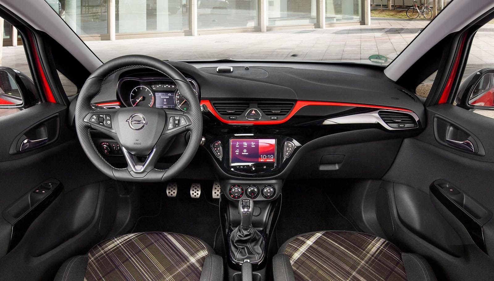 Opel Corsa 2015, interior | Cars | Pinterest | Opel corsa, Cars and ...
