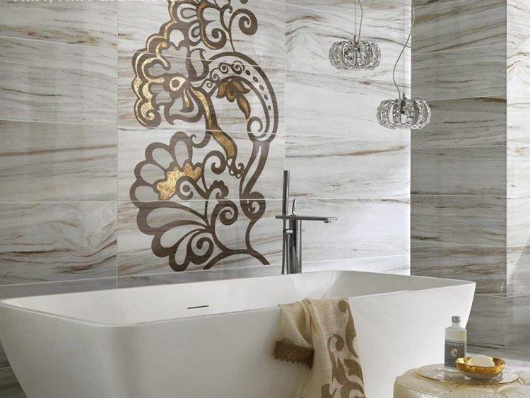carrelage mural salle bain italgranti