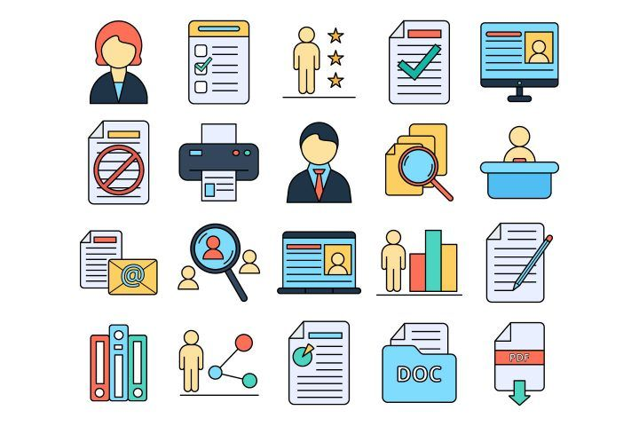 25++ Resume icons pack free download ideas in 2021