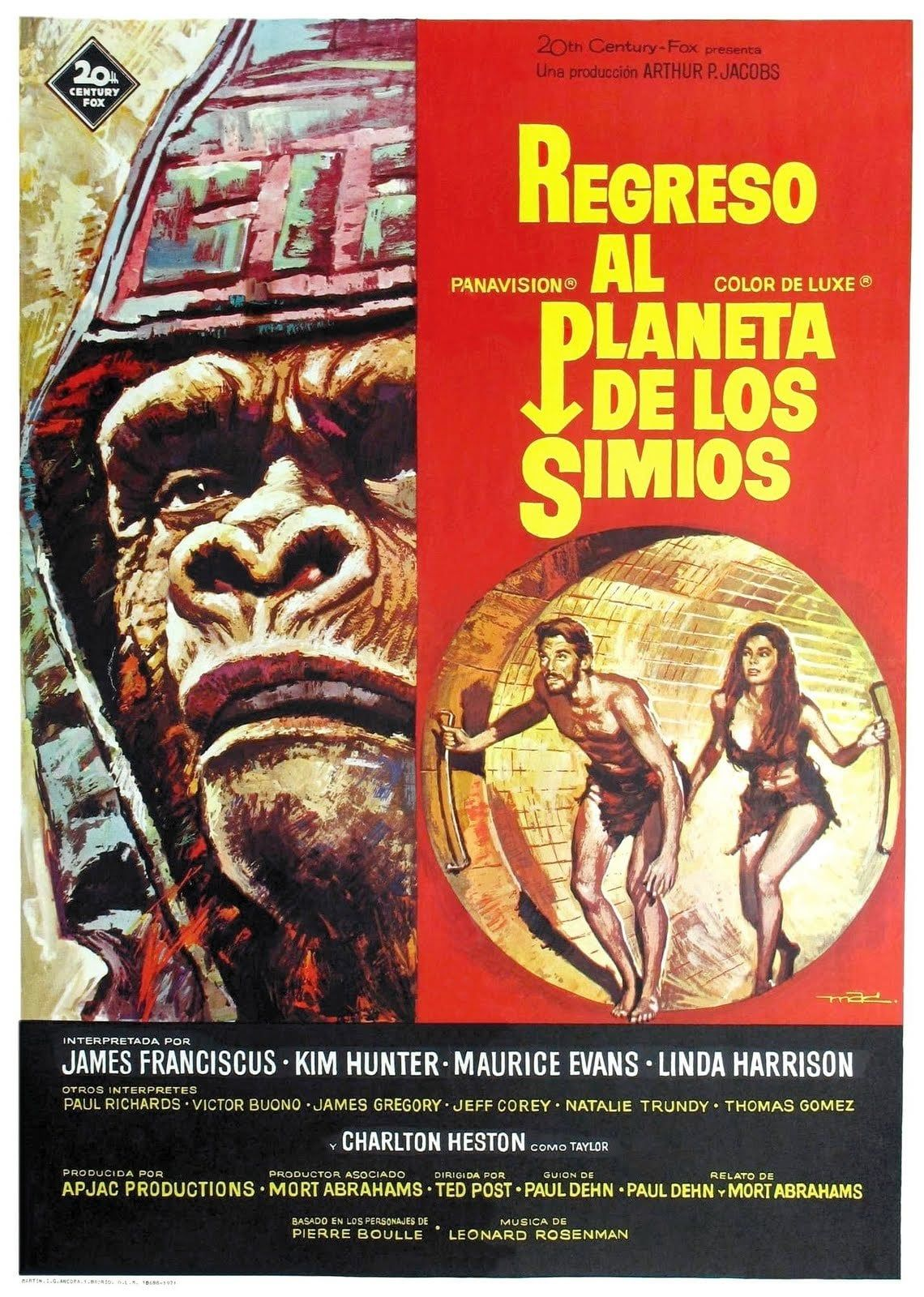 Beneath The Planet Of The Apes 1970 Planet Of The Apes Plant Of The Apes Movie Posters