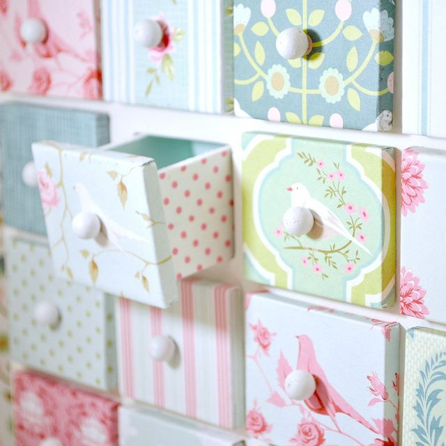 I want to make something exactly like this!!!b search up mini drawers