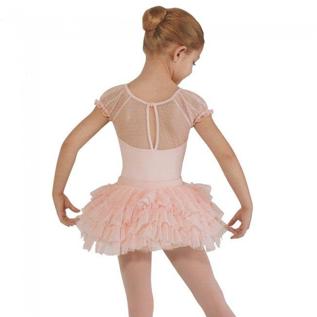 Tutú Niña Ballet Exclusivo - Mirella MS86C