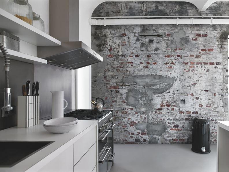Design Behang Keuken : Afwasbaar behang keuken vers fijnste keuken behang idee n