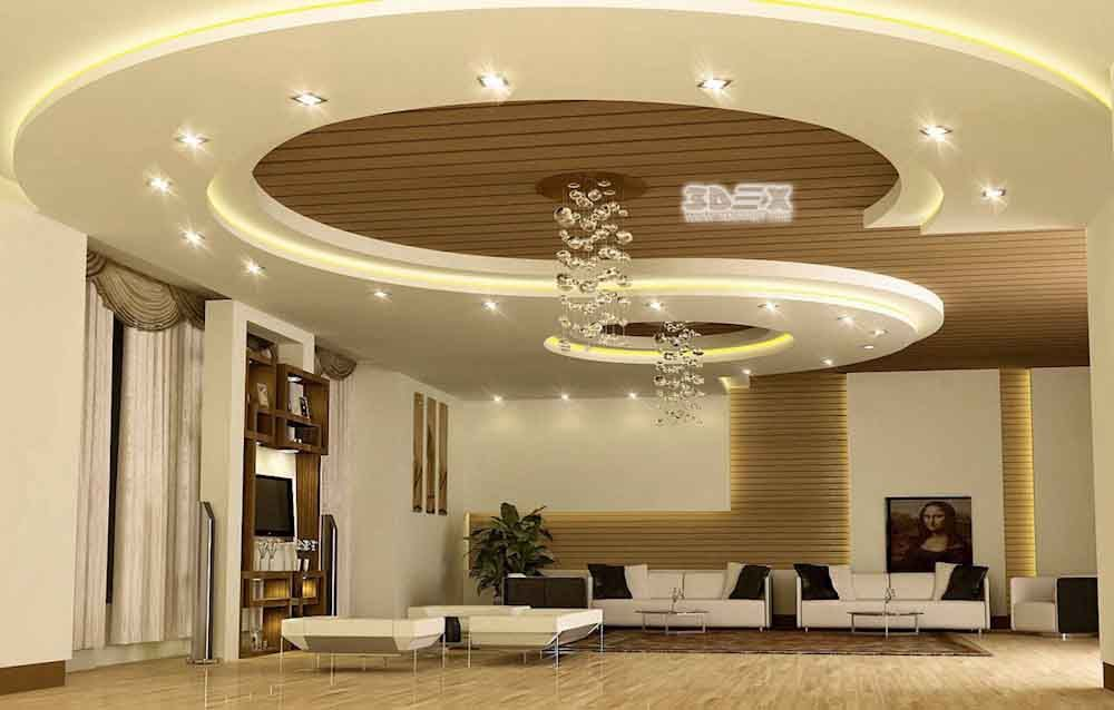 false-ceiling-design-for-hall.jpg (1000×638) | Ceiling ...