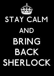 keep calm sherlock - Google Search
