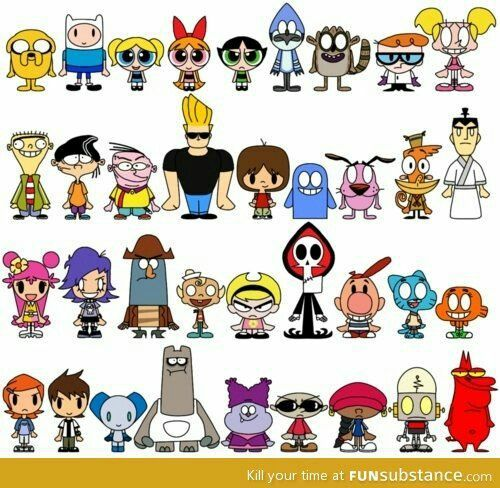 Pin By Jennifer On Movies Tv Cartoon Cartoon Network Characters Old Cartoon Network 2000s Cartoons