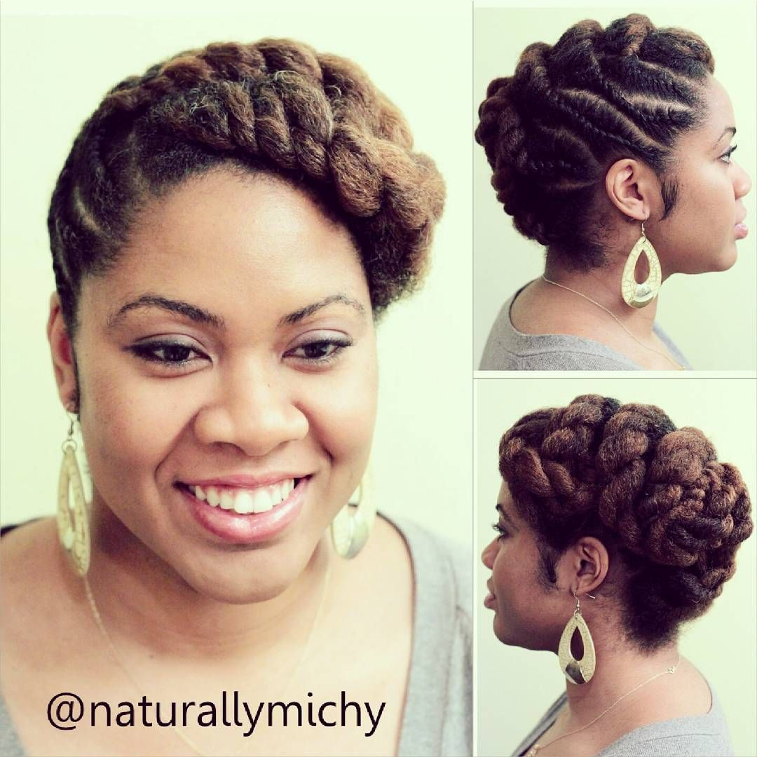 Millicent Swift On Instagram Letter R From The Abc Protective Style Series Featured Coiffure Cheveux Naturels Idee Coiffure Cheveux Crepus Cheveux Naturels