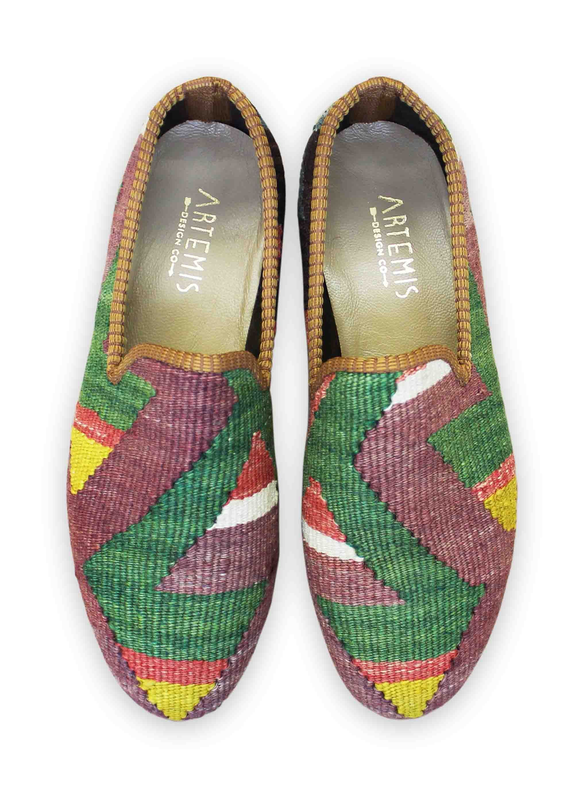 artemis shoes. artemis design co. men\u0027s kilim smoking shoes h